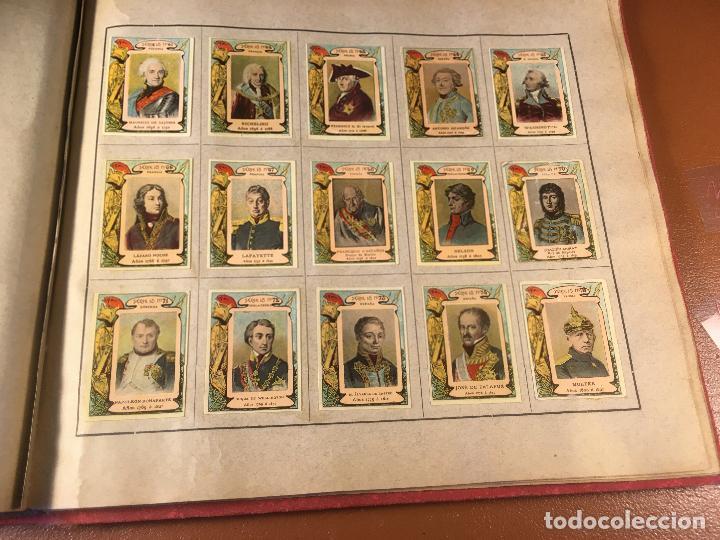 Cajas de Cerillas: COLECCION ICONOFILA. SERIE 1ª A 20ª COMPLETA. CERILLAS FOTOTIPIAS .FOTOS TODAS LAS PAG. - Foto 115 - 246869150