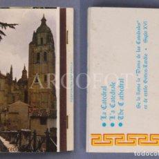 Cajas de Cerillas: ANTIGUA CAJA DE CERILLAS SEGOVIA LUZ DE CASTILLA. Lote 254074235