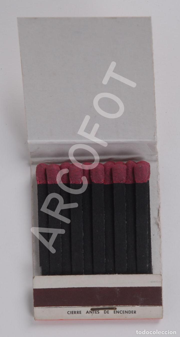Cajas de Cerillas: Antigua Caja de Cerillas VIAJES SAYCA - BURGOS - Foto 2 - 254645585