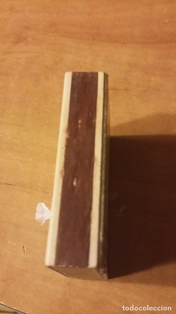 Cajas de Cerillas: Caja de cerillas de la serie Viejos Tiempos. Nº5. Fósforos del Pirineo. Sin los mixtos - Foto 3 - 255016480