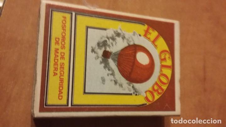 CAJA DE CERILLAS DE LA SERIE VIEJOS TIEMPOS EN COLOR. Nº12. FÓSFOROS DEL PIRINEO. SIN LOS MIXTOS (Coleccionismo - Objetos para Fumar - Cajas de Cerillas)