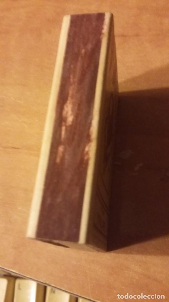 Cajas de Cerillas: Caja de cerillas de la serie Viejos Tiempos. El Globo Nº12. Fósforos del Pirineo. Sin los mixtos - Foto 3 - 255017040