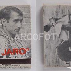 Cajas de Cerillas: ANTIGUA CAJA DE CERILLAS EL JARO - CAFETERÍA KETUTIN - MADRID. Lote 255589075