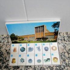 Cajas de Cerillas: CAJA PUBLICIDAD SINTERMETAL S.A. CON 12 CAJITAS DE CERILLAS FOSFOROS DEL PIRINEO. Lote 261320470