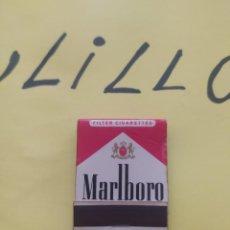 Cajas de Cerillas: CAJA DE CERILLAS MALBORO. Lote 267460284