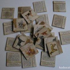 Cajas de Cerillas: LOTE 31 CAJA CERILLAS AÑOS 60 PERROS. Lote 274282348