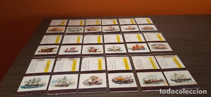 Cajas de Cerillas: Lote de 18 cajas de cerillas serie barcos - Foto 4 - 276257753