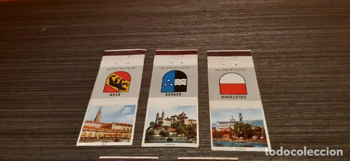 Cajas de Cerillas: Lote de 5 cajas de cerillas - Foto 2 - 276263448