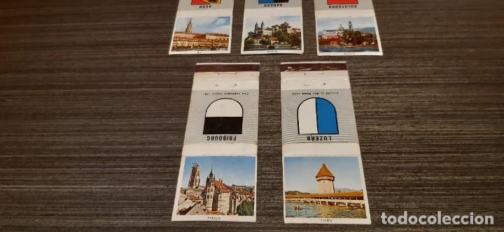Cajas de Cerillas: Lote de 5 cajas de cerillas - Foto 3 - 276263448
