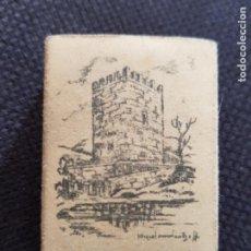Cajas de Cerillas: 17 ESCORNALBOU -TARRAGONA. Lote 277465513