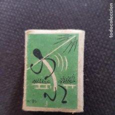 Cajas de Cerillas: Nº29 LANZAMIENTO. Lote 277465753