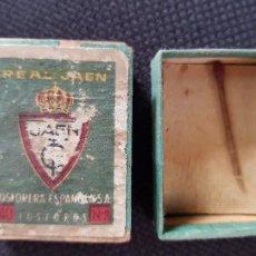 Cajas de Cerillas: REAL JAEN. Lote 277466813