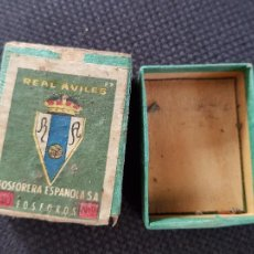 Cajas de Cerillas: REAL AVILES. Lote 277466863