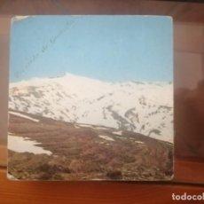 Cajas de Cerillas: CERILLAS SIERRA NEVADA.. Lote 277756178