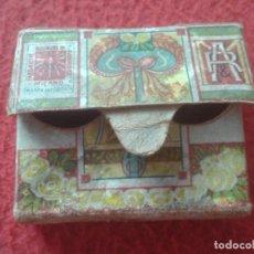 Cajas de Cerillas: ANTIGUA CAJA FÓSFOROS MATCHBOX BOÎTE D´ALLUMETTES MILANO ITALIA SCATOLA BREVETTATA DI FIAMMIFERI ITA. Lote 287919363