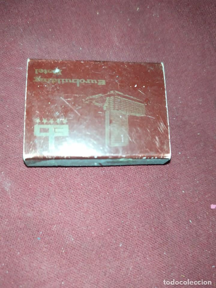 Cajas de Cerillas: ANTIGUAS CERILLAS EUROBUILDING HOTEL - Foto 2 - 290085313