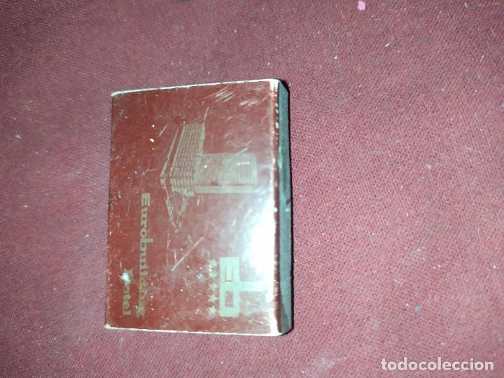 Cajas de Cerillas: ANTIGUAS CERILLAS EUROBUILDING HOTEL - Foto 3 - 290085313