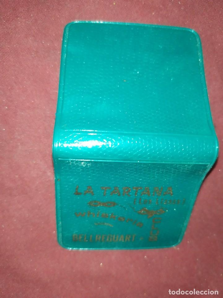 Cajas de Cerillas: ANTIGUAS CERILLAS WHISKERIA LA TARTANA LOS LLANOS BELLREGUARD - Foto 3 - 290085908