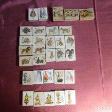 Cajas de Cerillas: LOTE DE 31 CAJAS DE CERILLAS ANTIGUAS.LAS DE LAS FOTOS.. Lote 290105338