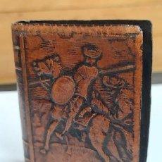 Cajas de Cerillas: CAJA DE CERILLAS DON QUIJOTE DE LA MANCHA . CER-1824. Lote 295795473