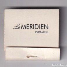 Cajas de Cerillas: CAJA CERILLAS DE PUBLICIDAD LE MERIEN PYRAMIDS. Lote 295800578