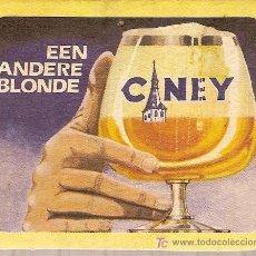Coleccionismo de cervezas: POSAVASOS DE CERVEZA CINEY.. Lote 3597733