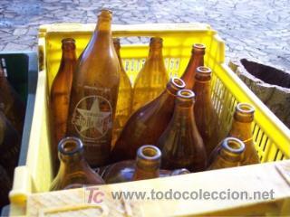 ESTRELLA DEL SUR 1 LITRO (Coleccionismos - Cerveza )