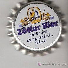 Coleccionismo de cervezas: 1 CHAPA CERVEZA ZOTLER-ALEMANIA-IMPECABLE. NUEVA.-------LOTE N. 73-----------. Lote 4230829