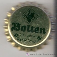 Coleccionismo de cervezas: 1 CHAPA CERVEZA BOLTEN DE ALEMANIA. NUEVA.-----LOTE N. 52------------. Lote 4412174