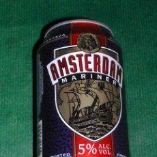 Coleccionismo de cervezas: LATA CERVEZA - HOLANDA: AMSTERDAM MARINER 33CL (1998). Lote 8767415