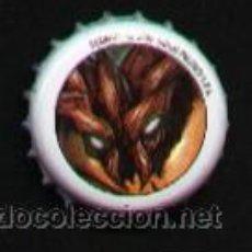 Coleccionismo de cervezas: CHAPA TAPON CAPSULA- ANIMACION GORMITI . Lote 11994511