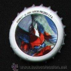 Coleccionismo de cervezas: CHAPA TAPON CAPSULA - ANIMACION GORMITI. Lote 11994549