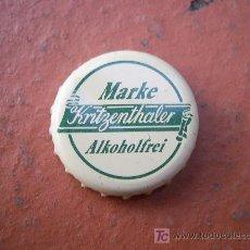 Coleccionismo de cervezas: 1 CHAPA CERVEZA BAYREUTHER SIN ALCOHOL-ALEMANIA--------------------LOTE N. 210-------------CARMANJO. Lote 15195318