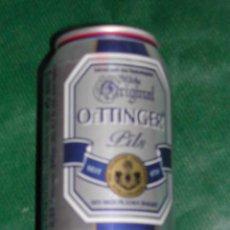 Coleccionismo de cervezas: LATA CERVEZA - ALEMANIA: OETTINGER PILS, 33CL (2002). Lote 15904493