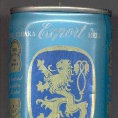 Coleccionismo de cervezas: LATA BOTE CERVEZA BEER CAN LÖWENBRÄU. ALEMANIA. Lote 23930851