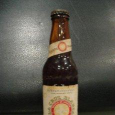 Coleccionismo de cervezas: BOTELLA DE CERVEZA CRUZ BLANCA-SKOL. CRUZ CAMPO. AÑO 1985. . Lote 18569106
