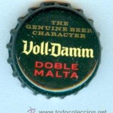 Coleccionismo de cervezas: 20 CHAPAS CORONA ** VOLL-DAMM ** DOBLE MALTA. Lote 24775024