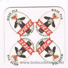Coleccionismo de cervezas: POSAVASOS DE WIEZE PILS . Lote 28837212