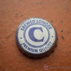 Coleccionismo de cervezas - 1 ANTIGUA CHAPA CERVEZA CLUB. UGANDA. RARA.-----LOTE N. 241-------- - 29174487