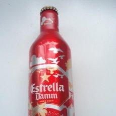 Coleccionismo de cervezas: BONITA BOTELLA DE CERVEZA DE LA CASA ESTRELLA DANN NUEVA. Lote 29154325