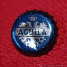 Coleccionismo de cervezas: CHAPA O TAPON DE CORONA AGUILA AÑOS 80-90 RARA. Lote 31090663