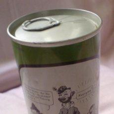 Coleccionismo de cervezas: LATA CERVEZA TUBORG. SUECIA. SIN ABRIR AÑOS 80. 45 CL.. Lote 32529482