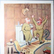 Coleccionismo de cervezas: PUBLICIDAD CERVEZA GUINNESS - 1943 - 25 X 35 CM.APROX.. Lote 32834917
