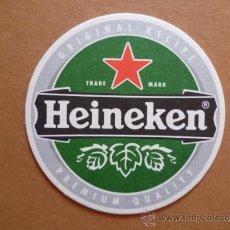 Coleccionismo de cervezas: POSAVASOS DE CERVEZA HEINEKEN (NUEVO). Lote 33966025
