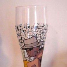 Coleccionismo de cervezas: VASO VOLL DAMM / COLECC. RITZENHOFF / MARISCAL / EDIC. LIMITADA. Lote 40855451
