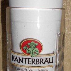 Coleccionismo de cervezas: CERVEZA KANTERBRAU. Lote 34621110