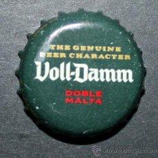 Coleccionismo de cervezas: CHAPA DE CERVEZA - DAMM - VOLL DAMM. Lote 35404895