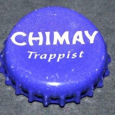 Coleccionismo de cervezas: CHAPA DE CERVEZA - CHIMAY - TRAPPIST. Lote 35404909