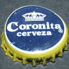 Coleccionismo de cervezas: CHAPA DE CERVEZA - CORONITA. Lote 35404922