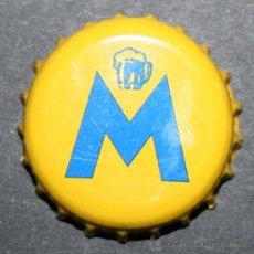 Coleccionismo de cervezas: CHAPA DE CERVEZA - MORITZ. Lote 182055817